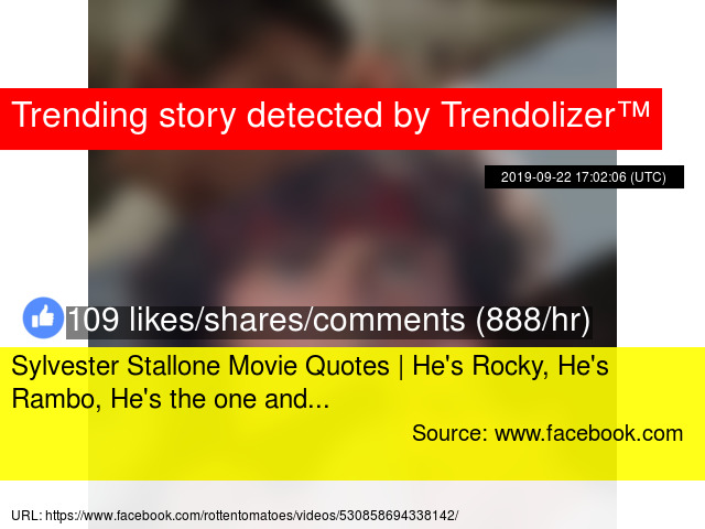 Sylvester Stallone Movie Quotes | He\'s Rocky, He\'s Rambo ...