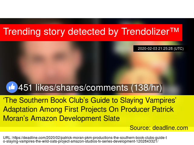 The Southern Book Clubs Guide To Slaying Vampires Amazon