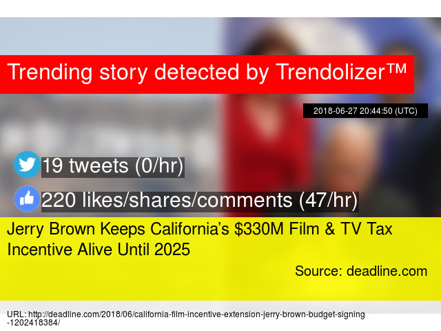 Jerry Brown Keeps California'